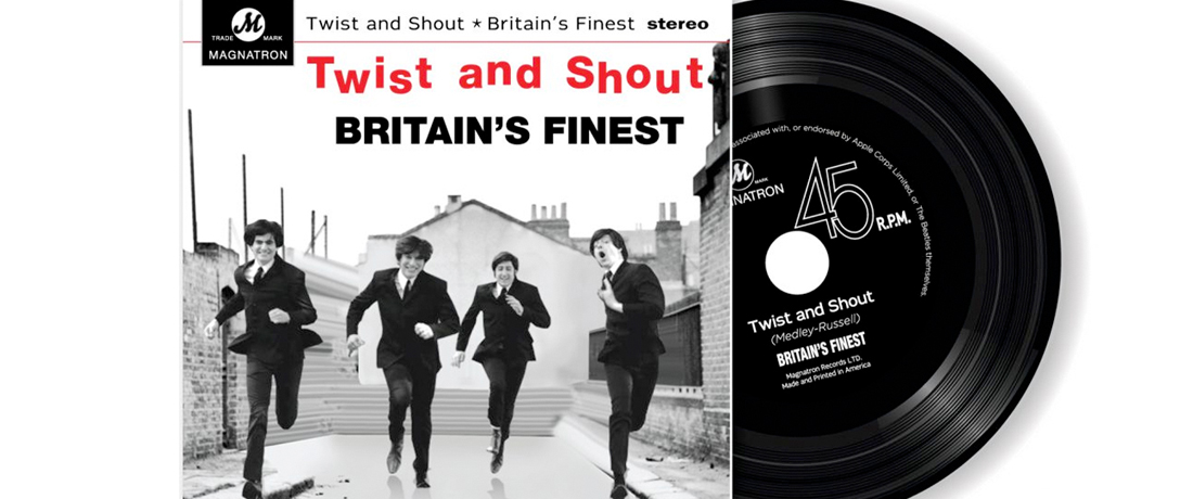 Twist and Shout - Vinyl Record